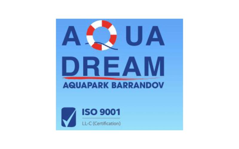 Aqua Dream Aquapark Barrandov